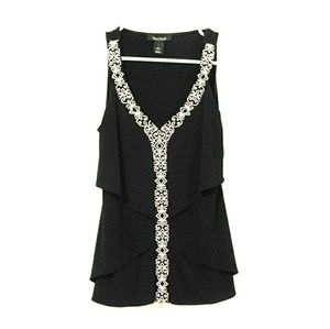 WHBM Sleeveless top